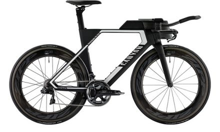 CANYON : Déstockage vélos de triathlon !