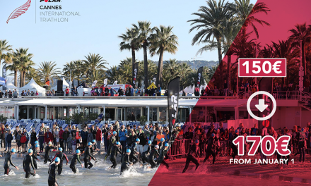 Polar Cannes International Triathlon