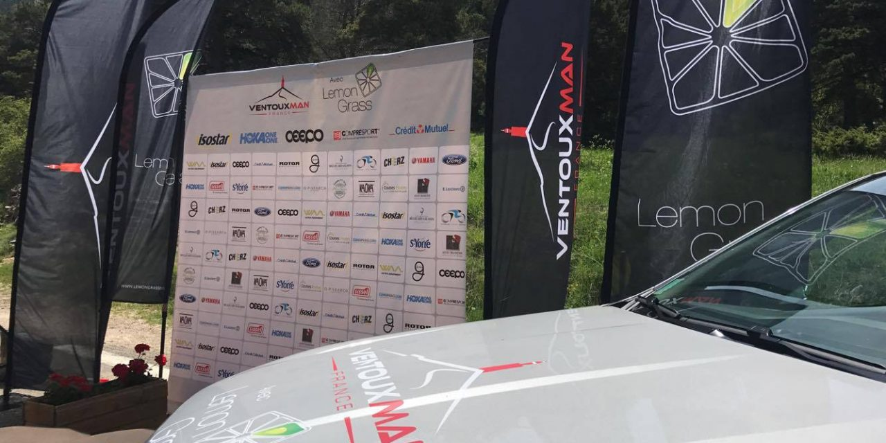 Triathlon / Isostar, Compressport, Zéfal, premiers supporters du VentouxMan