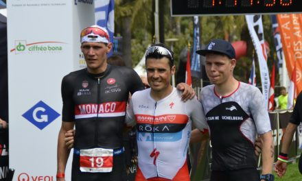 Cannes international Triathlon : Gomez indomptable !