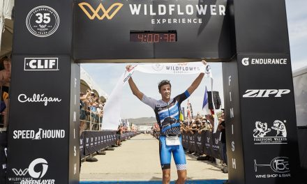 Wildflower Triathlon: Von Berg s'impose sur la course mythique !
