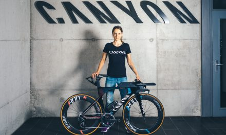CANYON accueille la triathlète Laura Philipp