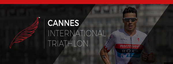 Cannes International Triathlon: Pas d'augmentation du prix de l'inscription jusqu'au 31 mars!