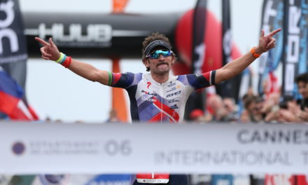 Cannes International Triathlon 2020