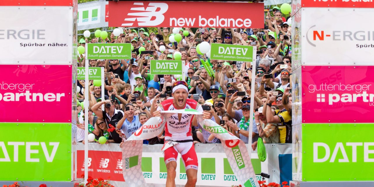 Historic triathlon in Roth Best pro field ever in Roth / Top three men and women from Hawaii  Sebastian Kienle: « I'm totally up for Roth! »