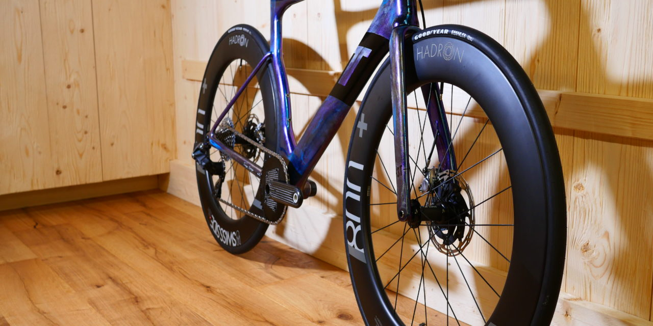 Introducing HADRON Classic 800 for Disc Brakes