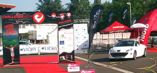 Mach 3 et les clubs présents en force à Challenge Vichy !