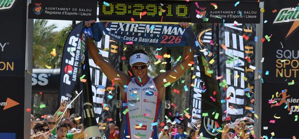 Olivier Marceau défendra son titre de vainqueur à l'Extreme Man 226 Salou