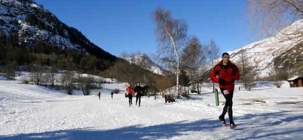 Trail blanc de Serre Chevalier : première étape du Trophée des neiges