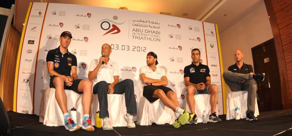ABU DHABI 2012 : la conférence de presse donne le ton