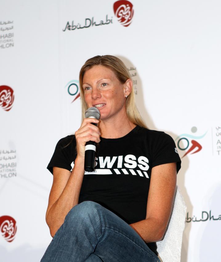 ABU DHABI 2012 : Interview de Leanda Cave