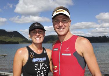 Xterra de Nouvelle Zelande : un couple en or