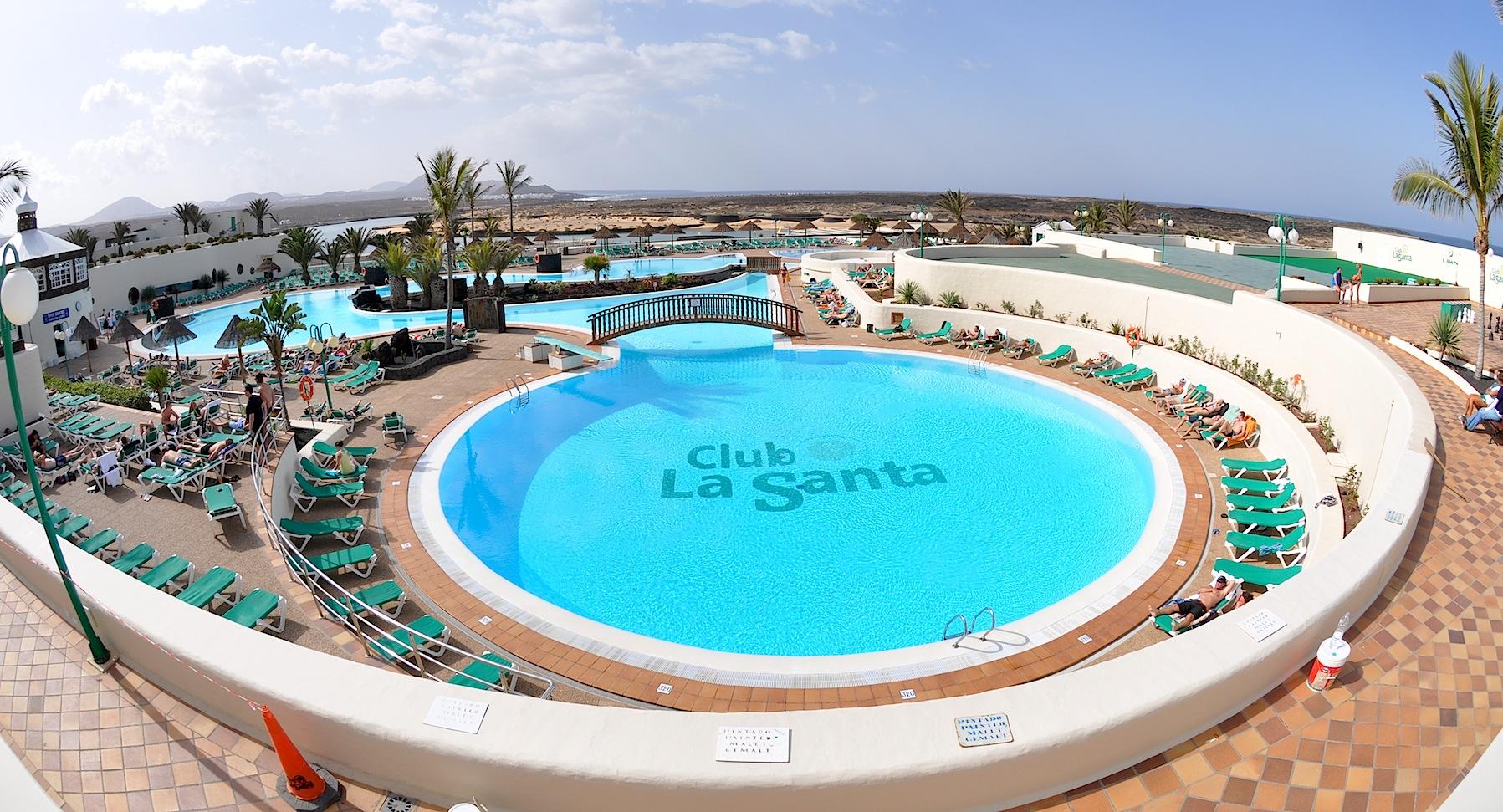 Contre la mucoviscidose sur l'IM de Lanzarote