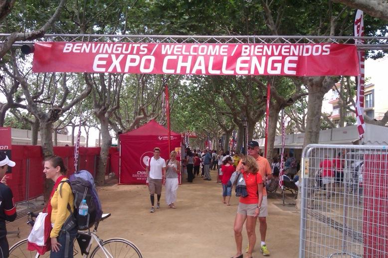 Half Challenge Barcelona Maresme : J-1