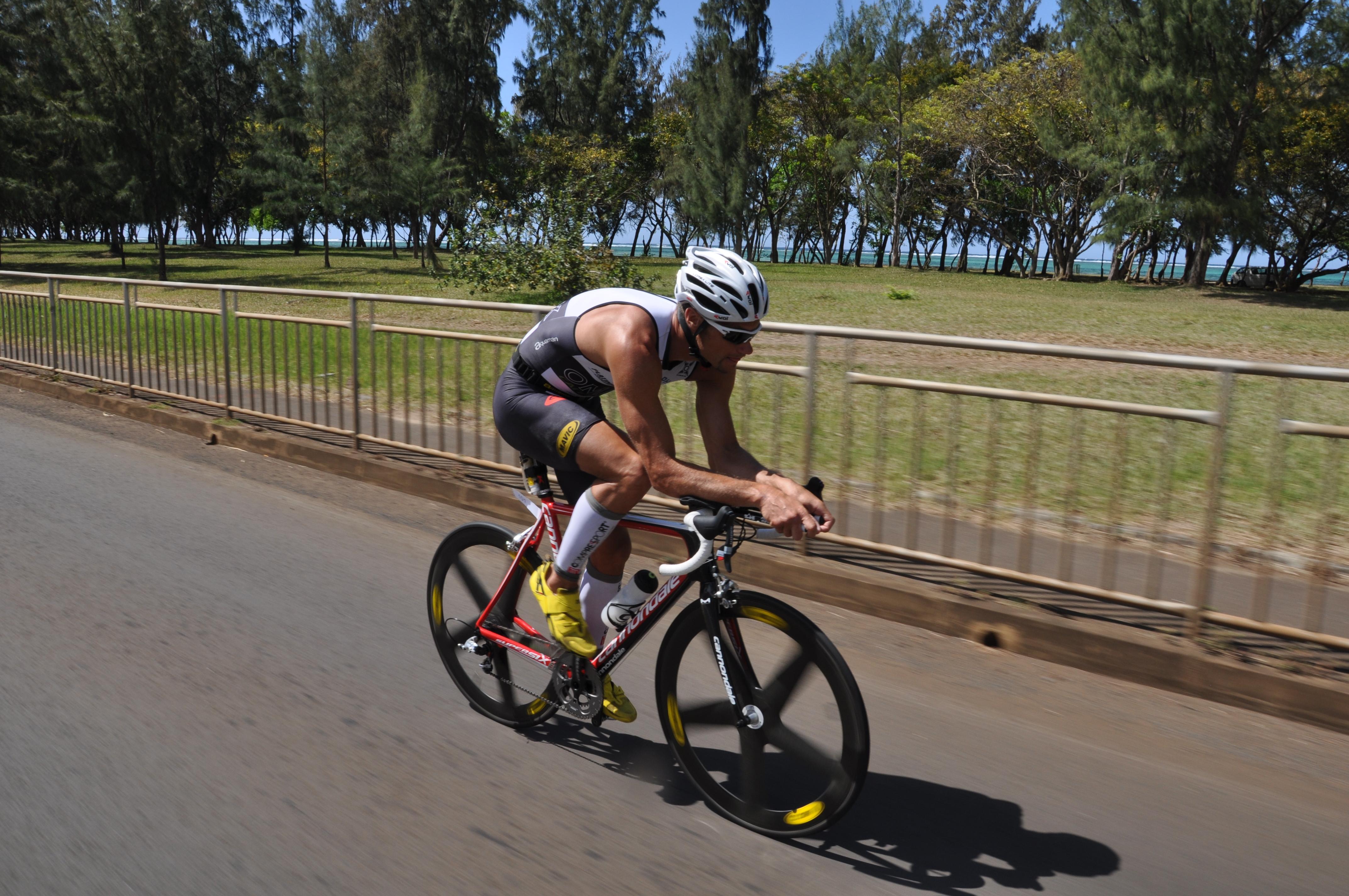 Cannondale nouveau partenaire de l'Indian Ocean Triathlon
