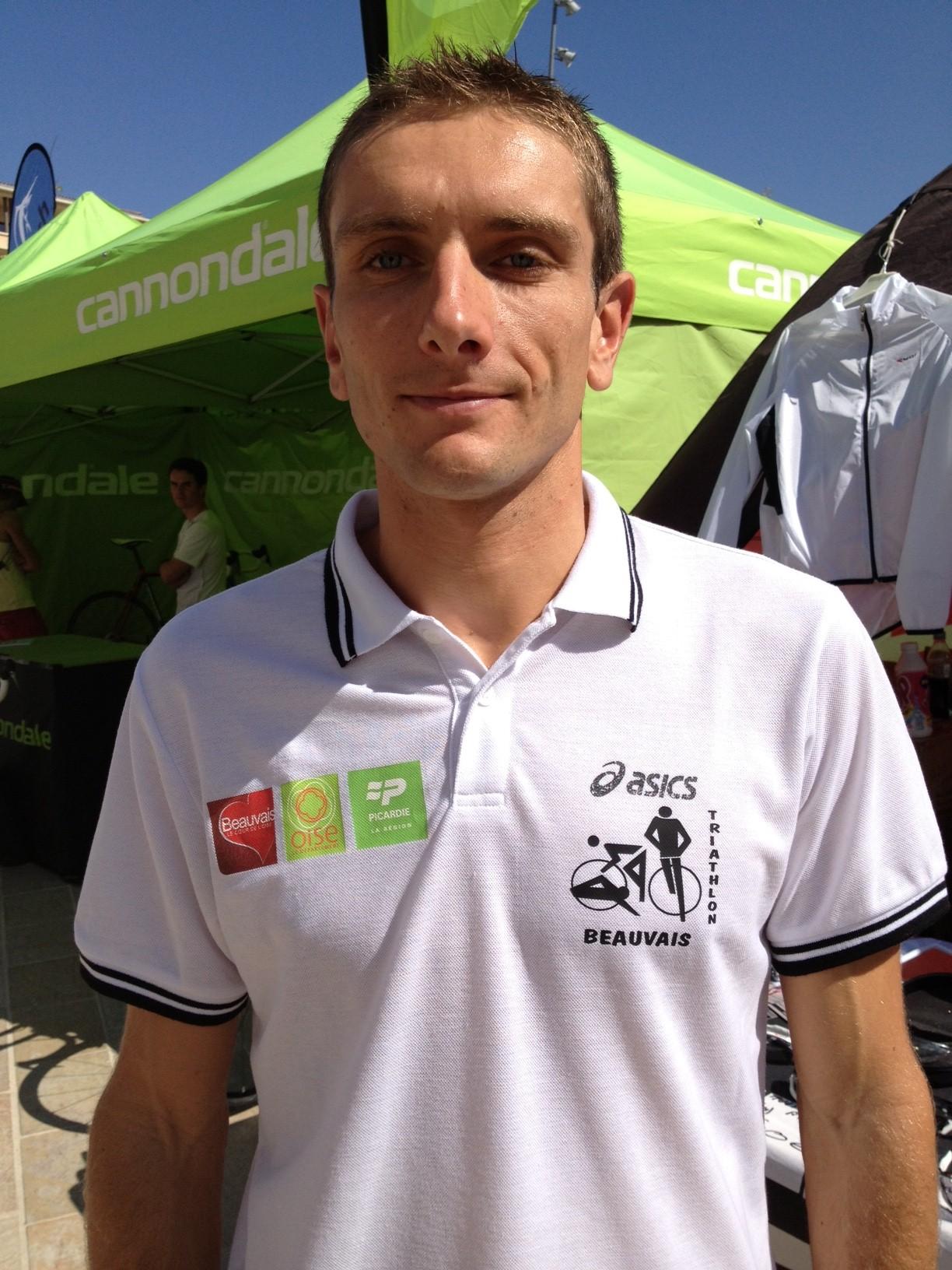 70.3 du Pays d'Aix : rencontre avec Cyril Viennot