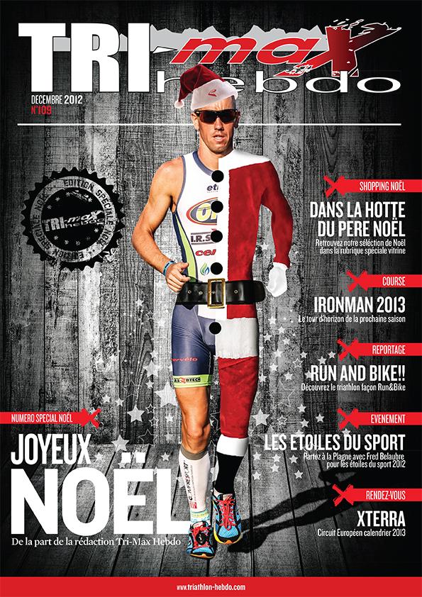 Le magazine 109 est en ligne… C'est Noël avant l'heure
