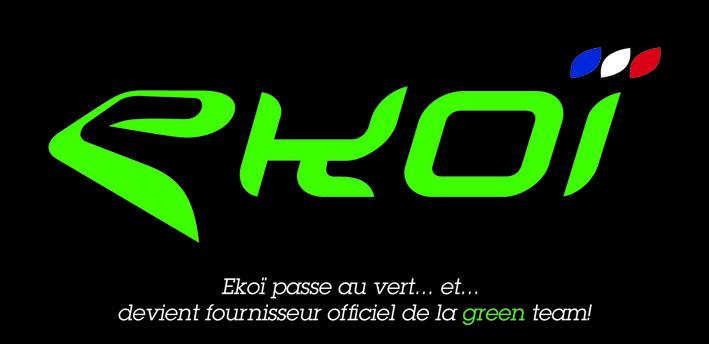 Ekoï passe au vert…