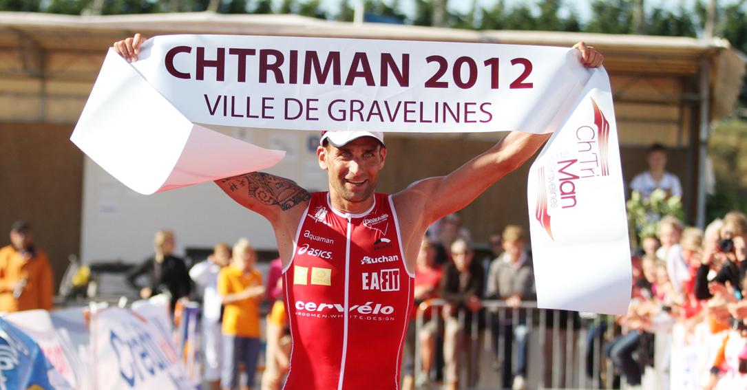 Stéphane Poulat à nouveau parrain du Chtriman