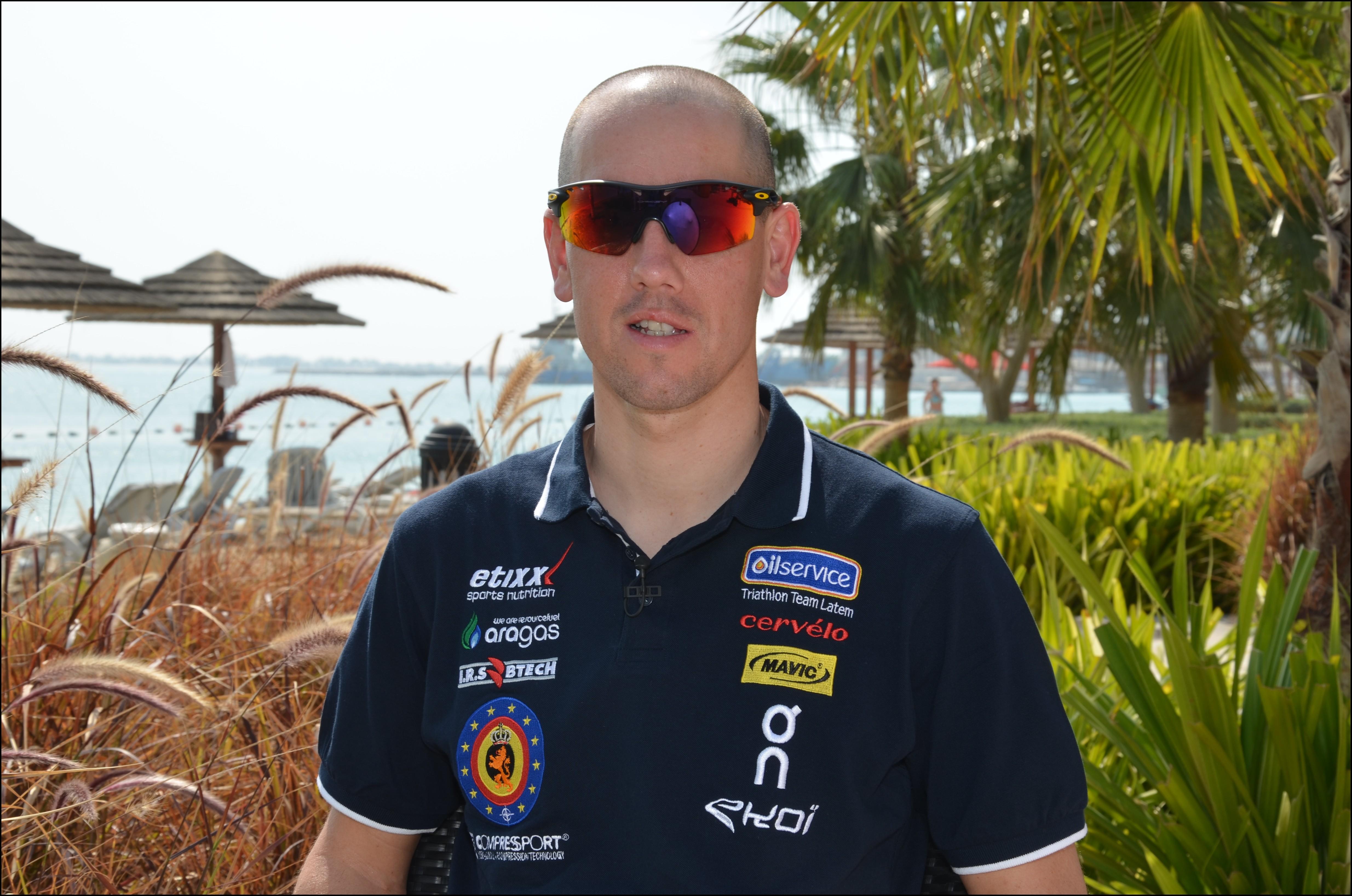 Abu Dhabi : l'interview de Frederik Van Lierde