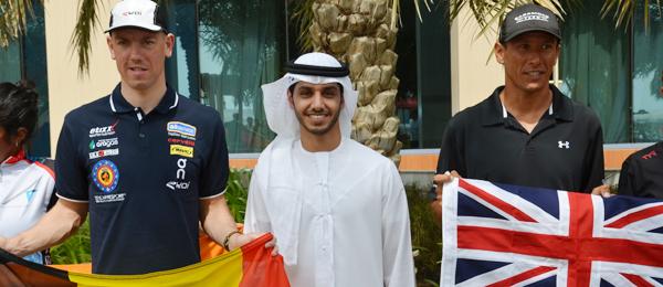 Abu Dhabi 2013 : la conférence de presse