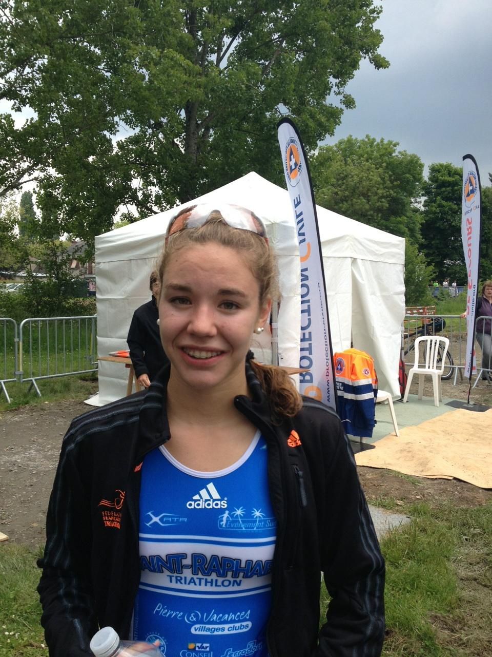 En direct des championnats de France jeunes : les champions cadets
