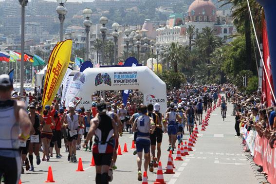 IRONMAN France Nice : Déjà 1000 personnes inscrites pour le 10ème anniversaire