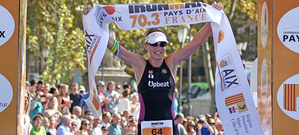 70.3 du Pays d'Aix : la victoire pour Susie Hignett