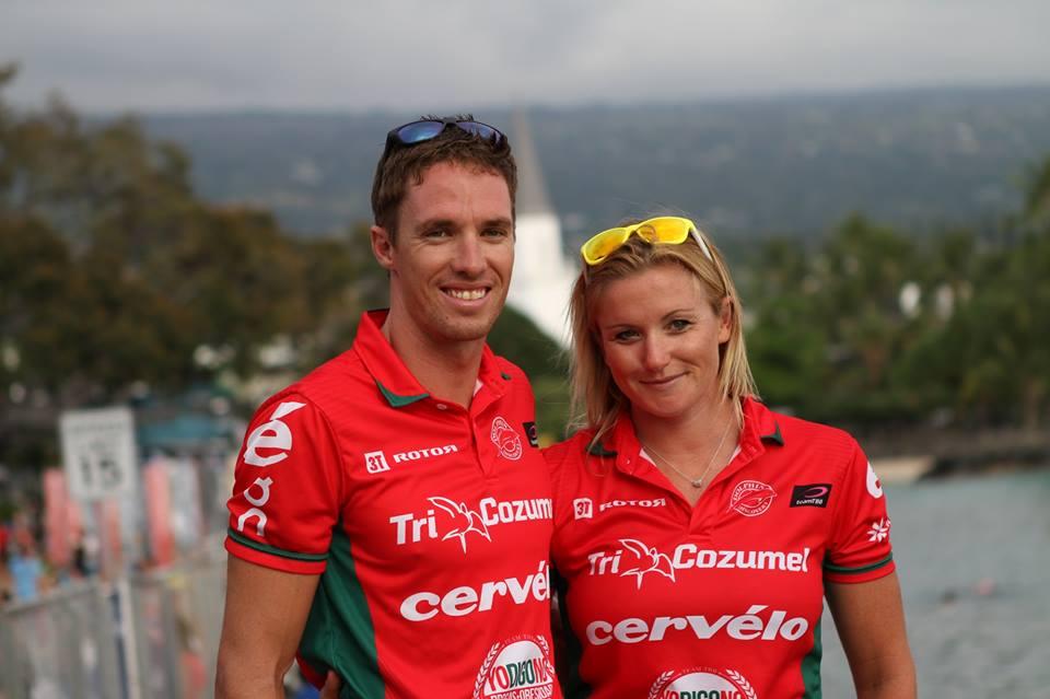 70.3 d'Afrique du Sud: le couple Cunnama/Swallow s'impose