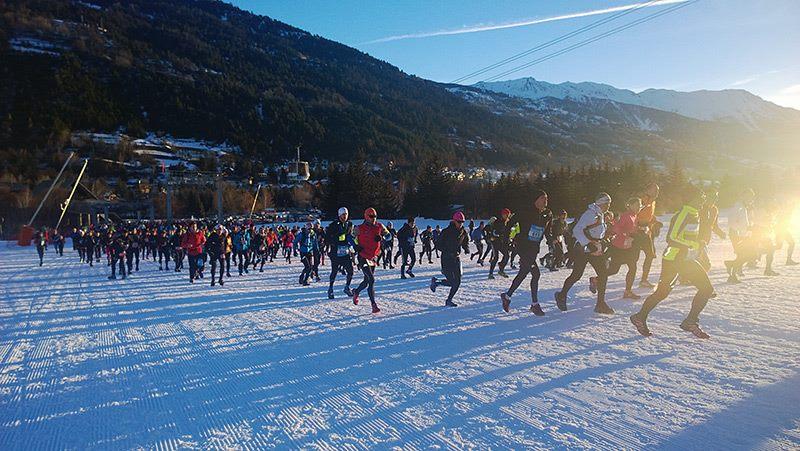 Belle réussite pour le 13ème Trail Blanc