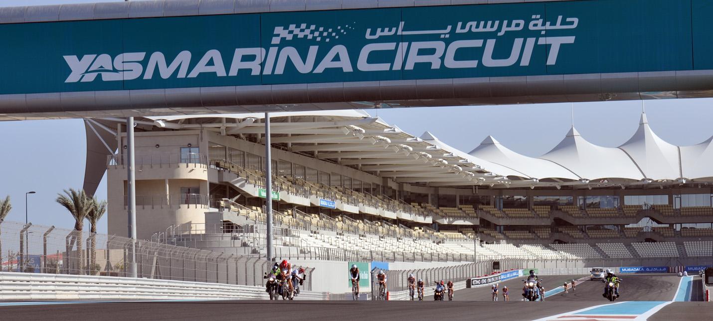 Triathlon international d'Abu Dhabi : un plateau relevé confirmé