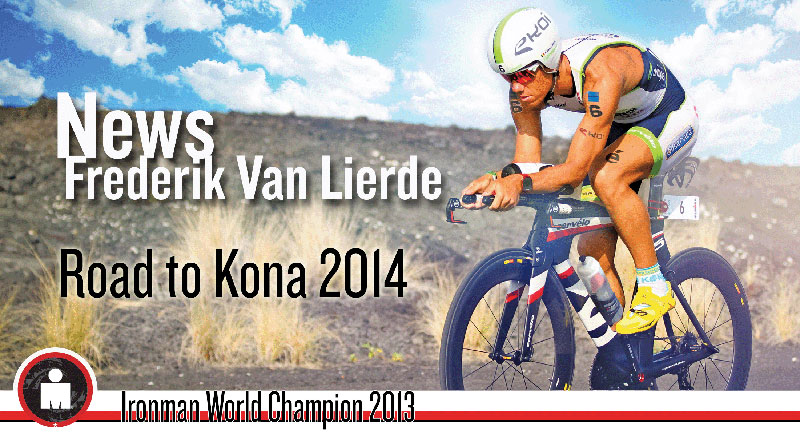 NEWS: Frederik Van Lierde