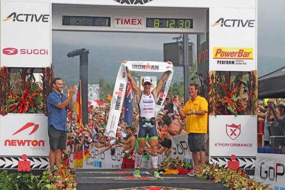 Ironman : Frederik Van Lierde vise le sub8 à Francfort