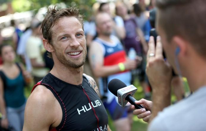 Jenson Button Trust Triathlon: rendez vous le 12 juillet