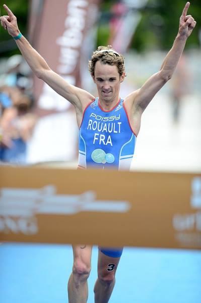 Greg Rouault va courir sous les couleurs des Etats-Unis