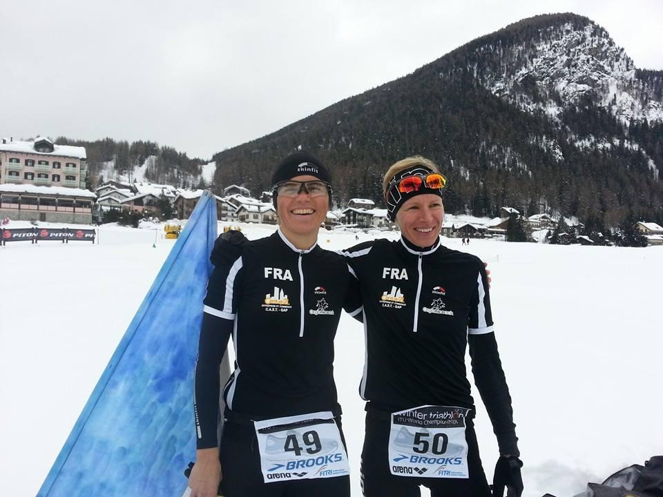 RESULTATS : Championnat du Monde ITU triathlon hiver