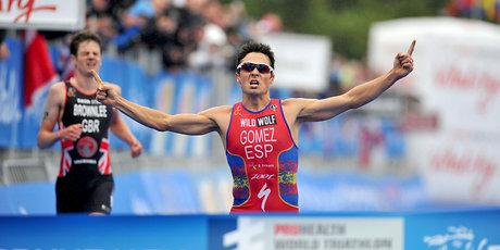 Ce Week-end c'est l'Ironman 70.3 de Panama !!!!