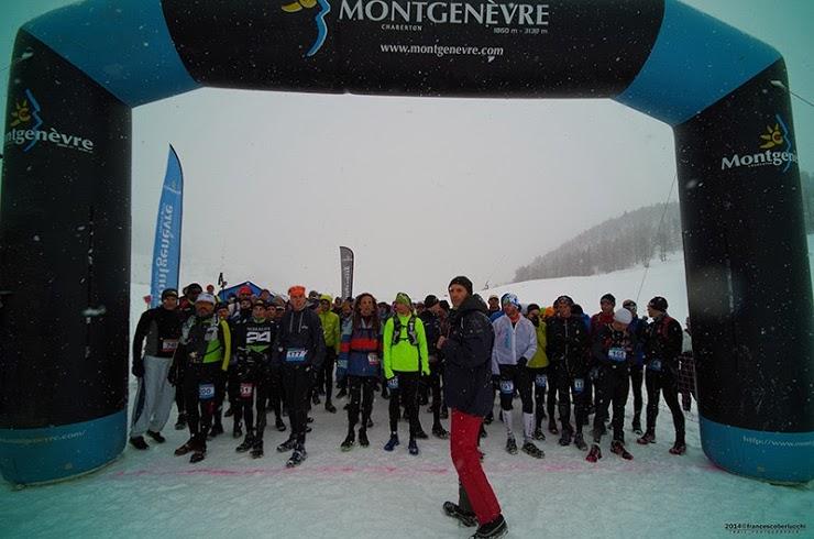 Snow Race Montgenèvre dans le grand blanc !