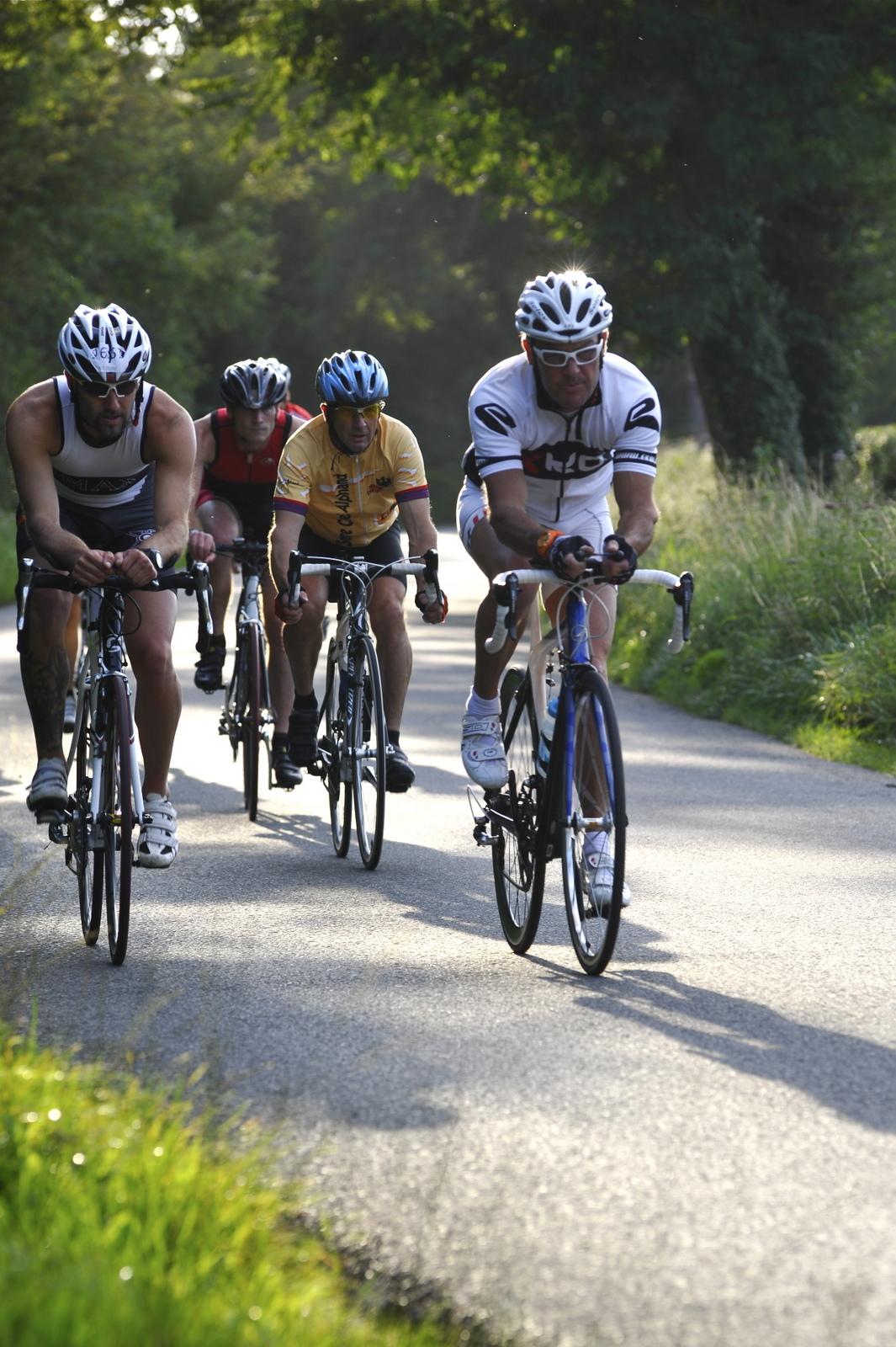 Triathlon de Deauville : Les parcours vélos !