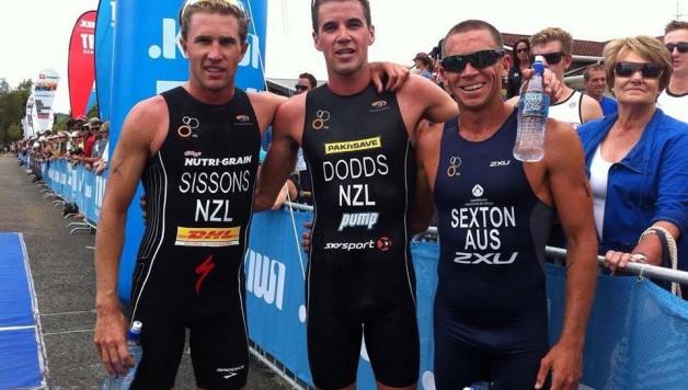 Diemunsch 5ème sur un sprint en Nouvelle Zélande