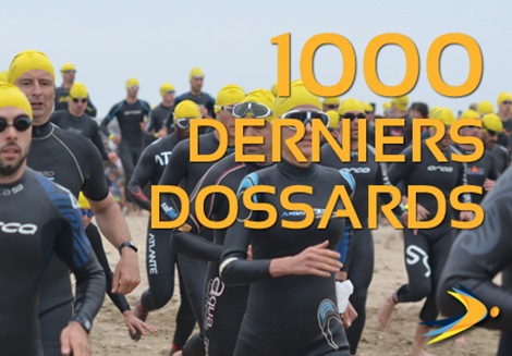 Les 1000 derniers dossards pour Deauville