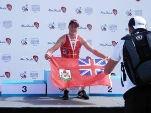Abu Dhabi Triathlon: l'interview du vainqueur 2014 Tyler Butterfield