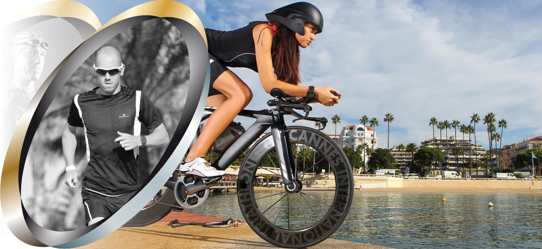 Reconnaissance parcours vélo du Cannes International Triathlon: Le mot de Nico