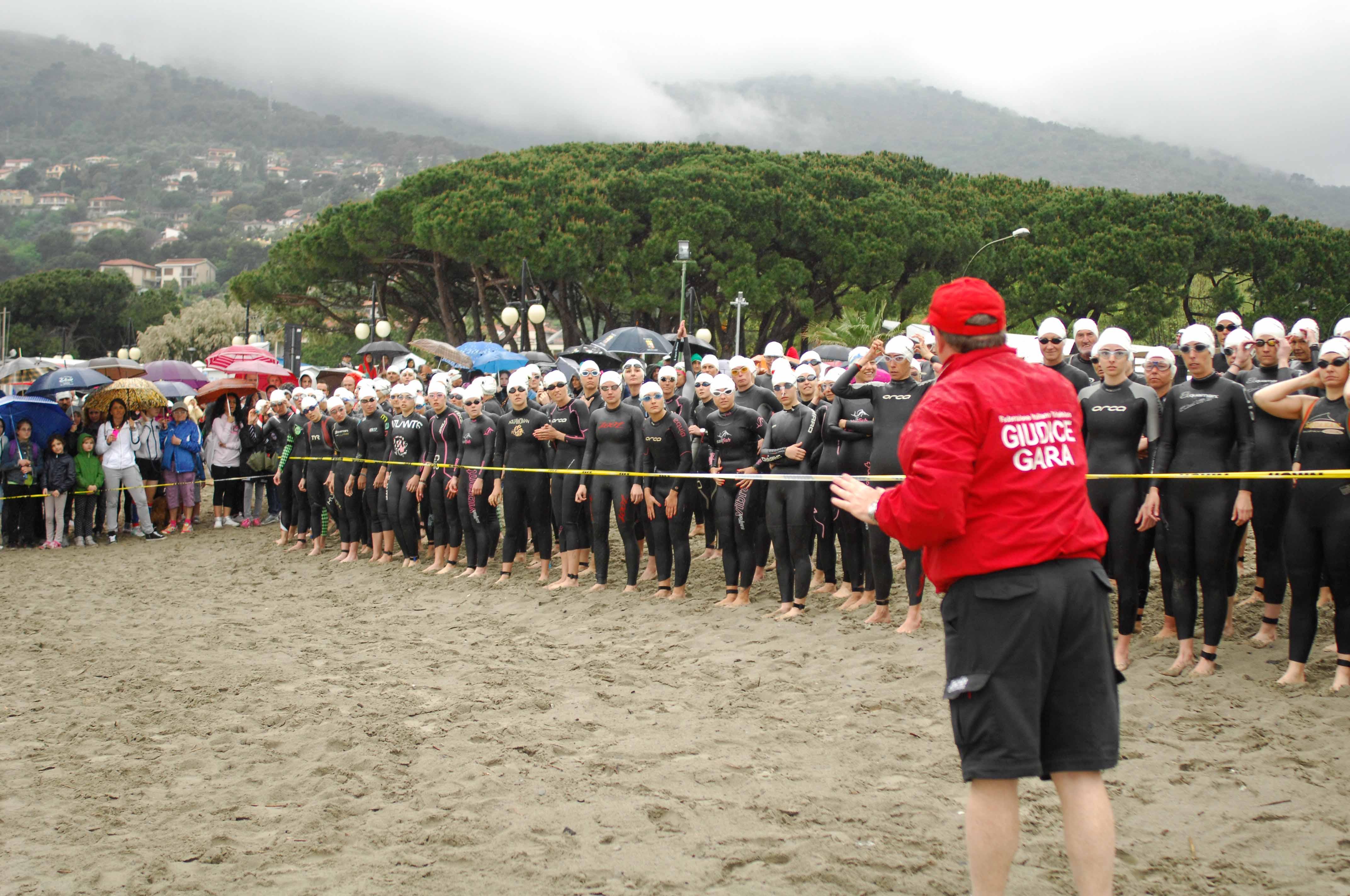 Plus que quelques heures pour la remise sur le triathlon Andorra Italie