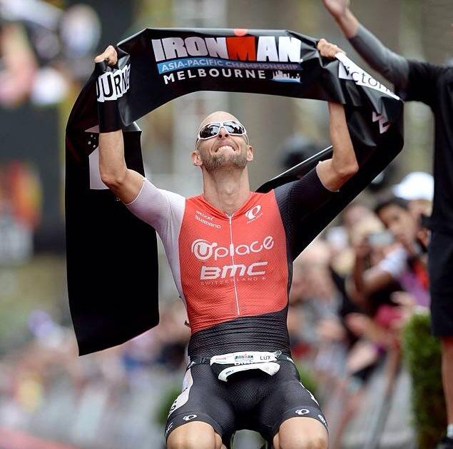 Ironman Melbourne: Interviews après course