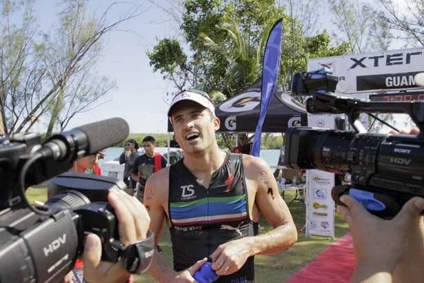 Hugo, Bucher remportent l'XTERRA de Guam