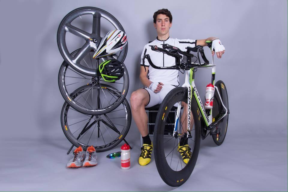 IRONMAN D'Afrique du Sud: Bertrand Billard va montrer le maillot !