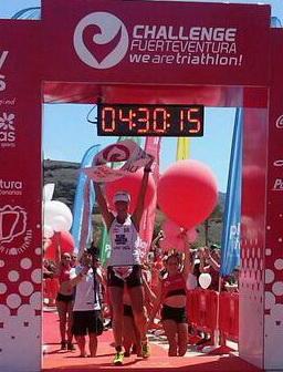 Challenge Fuerteventura: le retour de Camilla Pedersen, Sudrie 2ème
