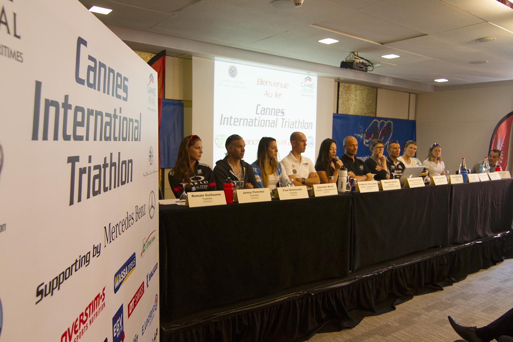 CIT : la conférence de presse