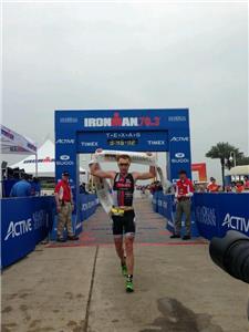 Ironman 70.3 Victor Debil-Caux 9ème